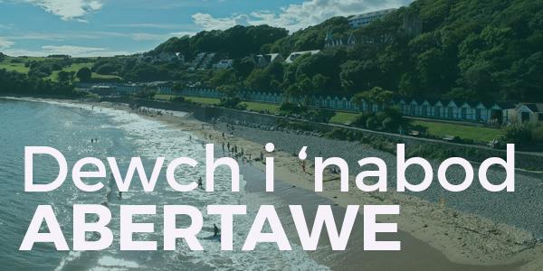 Dewch i 'nabod… Abertawe